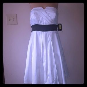 Teezeme Strapless Party/Prom/Wedding Dress